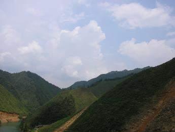 Yuzaikou view
