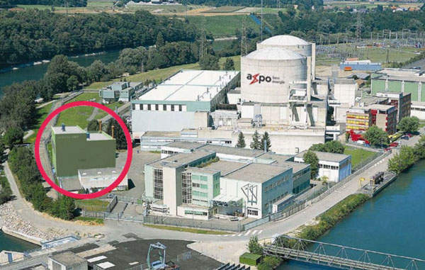 Nuclear emergency diesels: backfitting Beznau - NS Energy