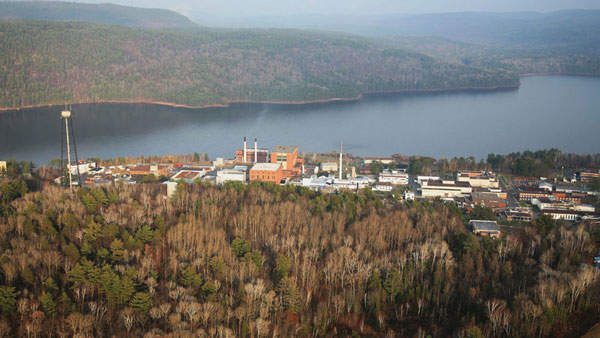 Chalk River Laboratories. Source: AECL