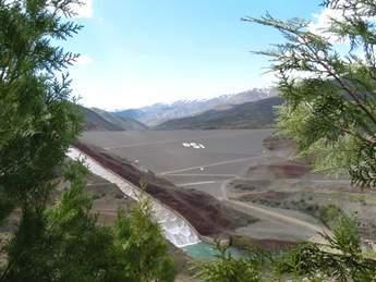 Erzincan dam