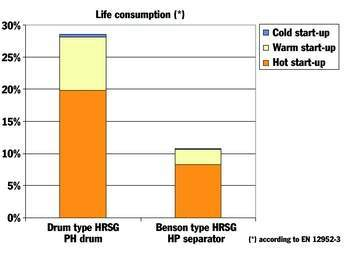 Life consumption