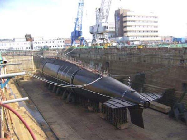 Rosyth dry dock