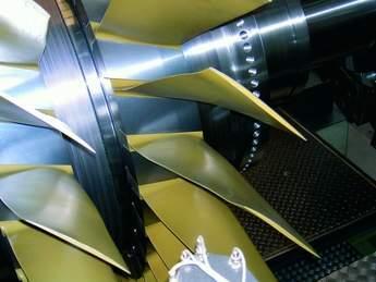 Compressor inset