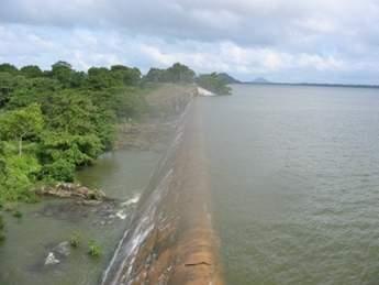 Kalawewa dam