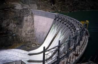 Karakaya dam
