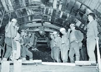 Wayatinah Tunnel