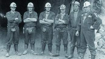 Tunnel crew