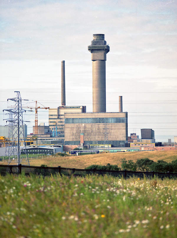 The Sellafield skyline is set to change with decommissioning of the Windscale pile chimney