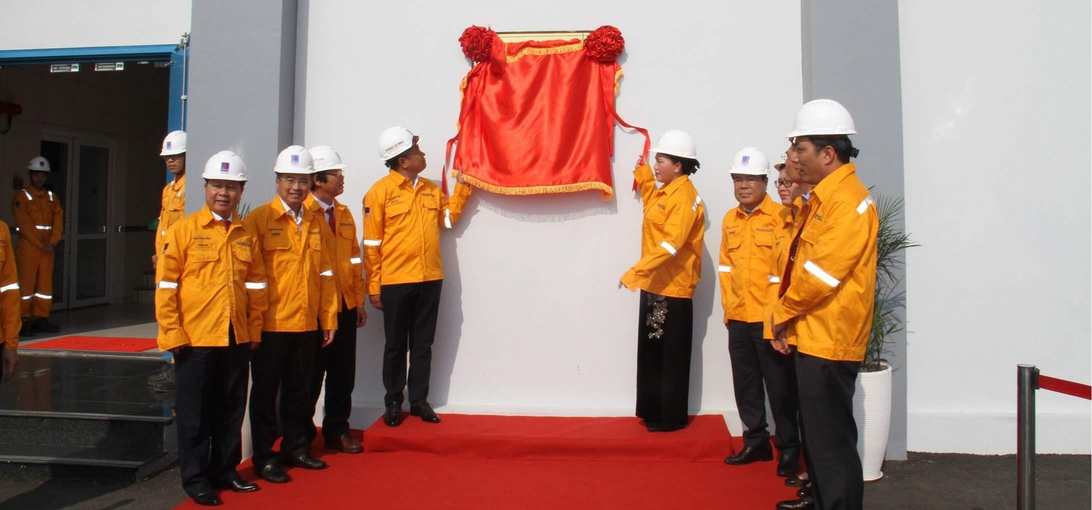 PetroVietnam Gas inaugurates $439m Ca Mau Gas Processing Plant in Vietnam