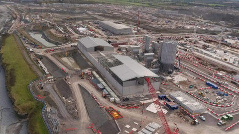 Lloyds launches £100m fund for Hinkley Point C nuclear project in UK