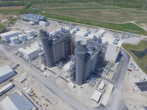 Eagle Valley CCGT natural gas power plant