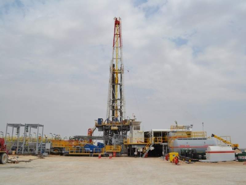 Image 1 - Khazzan Tight Gas Project