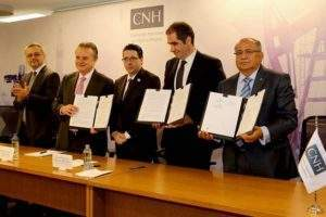 Pemex signs contracts for newly awarded deep-water blocks in Gulf of Mexico