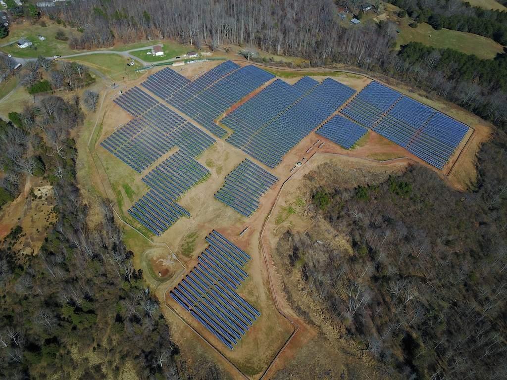 United Renewable Energy Bedford