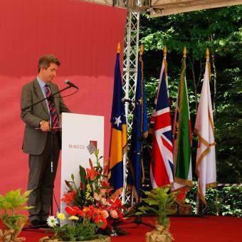 Mineco opens lead mine in Olovo, Bosina