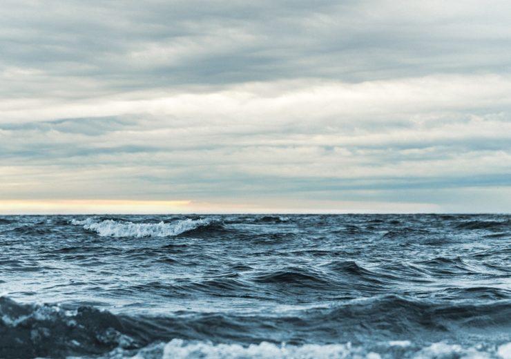 ocean waves sea