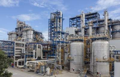 Enterprise, Navigator begin construction of ethylene export terminal