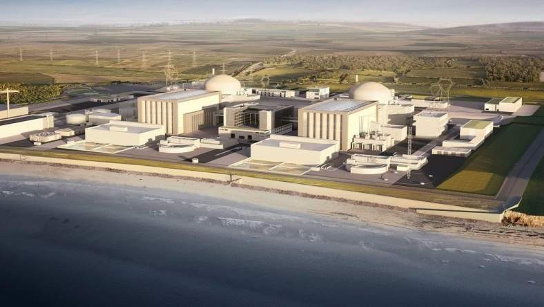 Vallourec to supply steam generator tubes for 3.2GW Hinkley Point C project