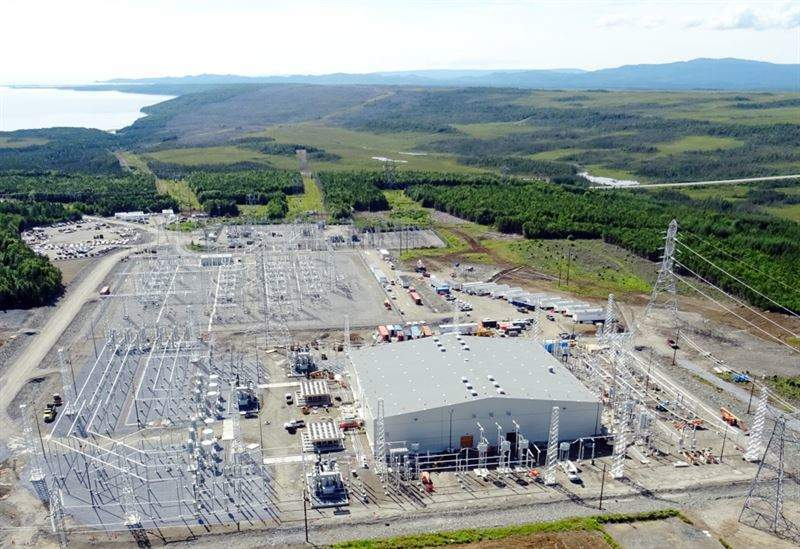 ABB commissions 500MW HVDC interconnector in Canada