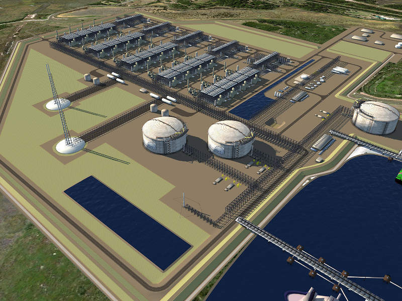 Driftwood LNG Project, Louisiana
