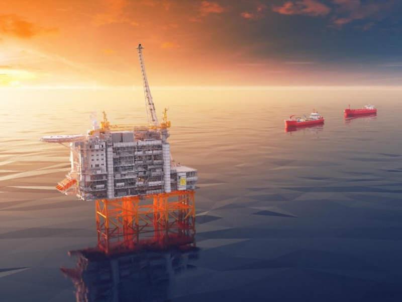Martin Linge Oil and Gas Field, North Sea