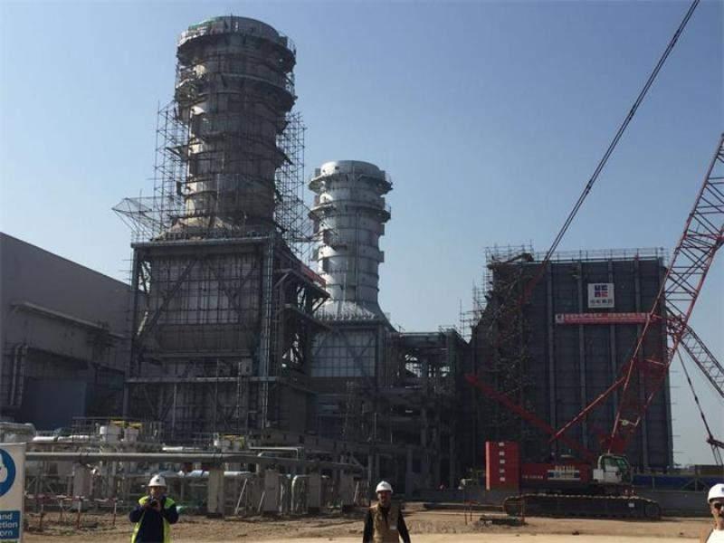 Bhikki combined-cycle power plant, Punjab, Pakistan