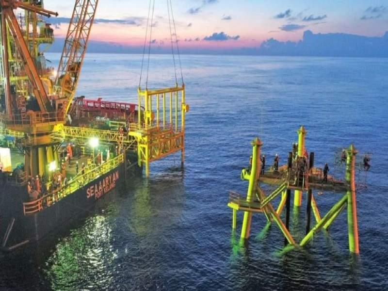 Image 2 - Ophir oil field