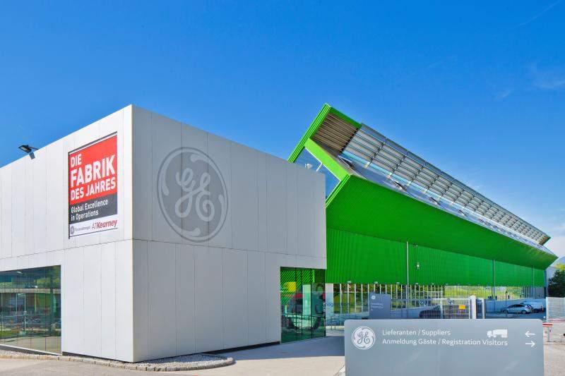 Jenbacher gas engines premises