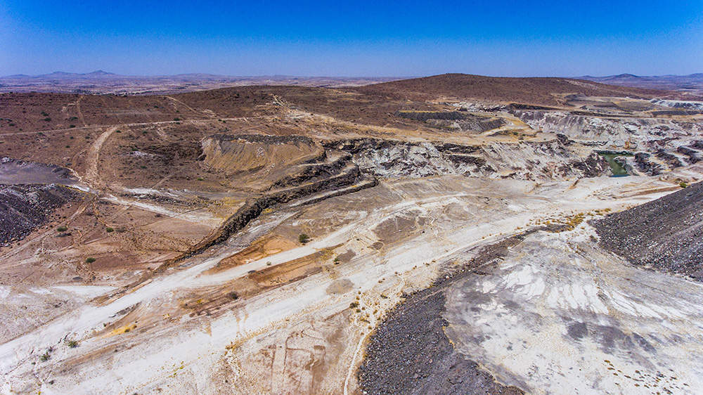 AfriTin begins civil construction works on Uis tin mine's processing plant