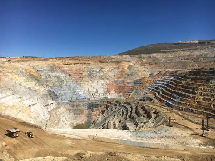 Yanacocha Gold and Copper Mine