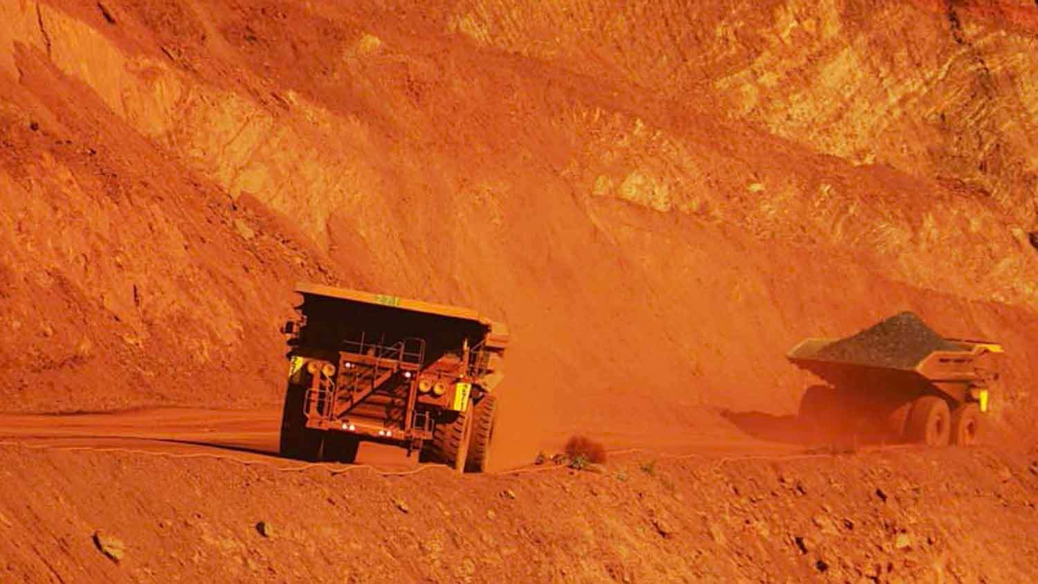 BHP to move ahead with $3 4bn South Flank iron ore project