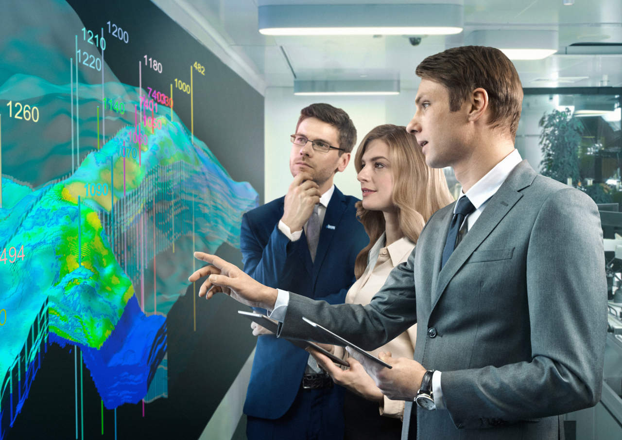 Gazprom Neft, IBM collaborate on new technologies for onshore oil production