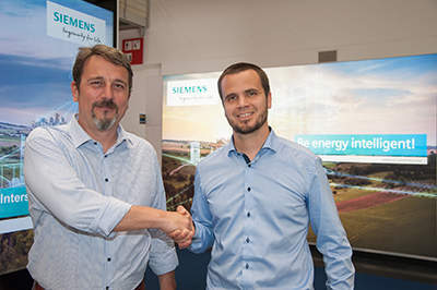 Siemens und Solarkiosk wollen Afrika über Microgrid-Lösungen mit Strom versorgen / Siemens and Solarkiosk join forces to power Africa with microgrid solutions