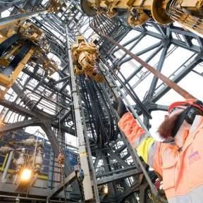 BP-Clair oilfield