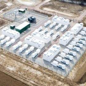 BSR EPC builds 49.99MW battery storage facility in UK