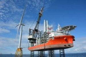 Scotland's £2.6bn  Beatrice offshore windfarm generates first power