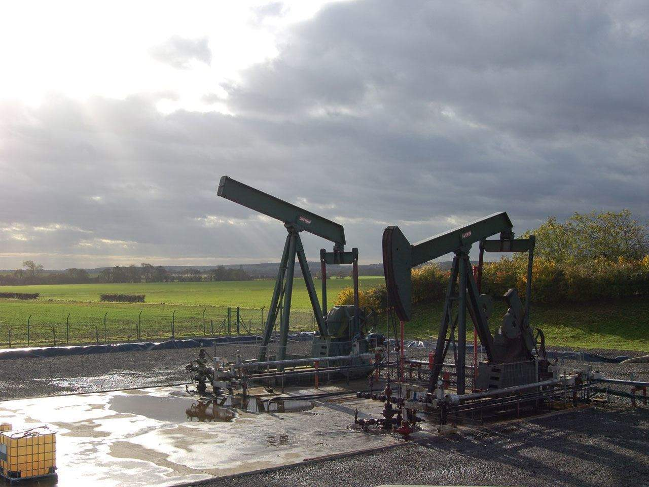 Egdon Resources-Wressle oil field