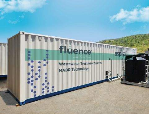 Fluence wins Chinese contract for Aspiral L4 waste water technology