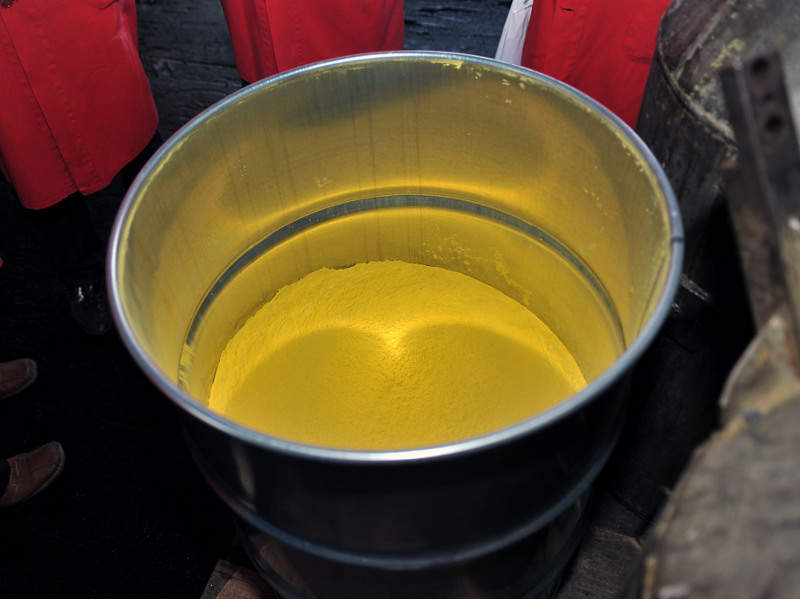Matunga Uranium Project