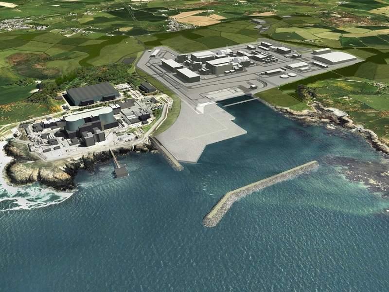 Image 1-Wylfa Newydd Nuclear power plant
