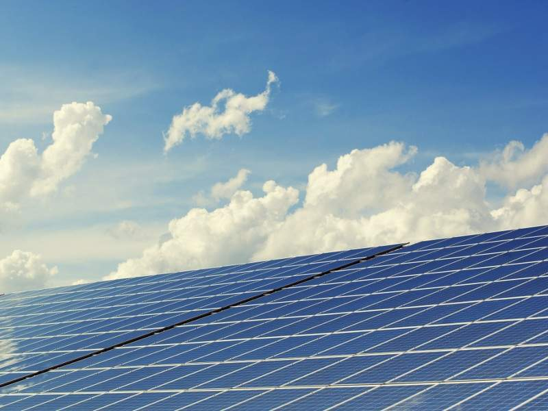 Image 2- Haughton Solar Farm