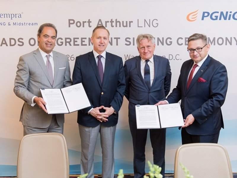 Image 2-Port Arthur LNG terminal