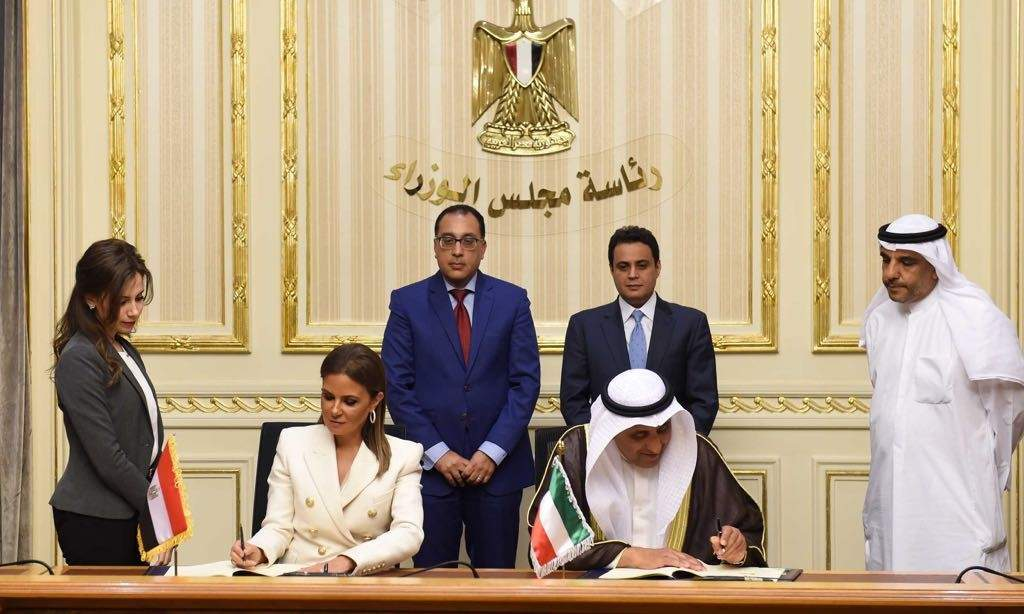 Kuwait Fund to provide $170m loan for water project in Egypt