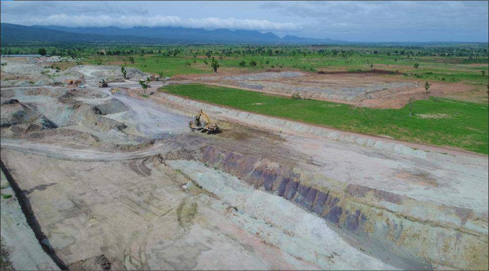 Symbol Mining begins mining at Macy Project in Nigeria