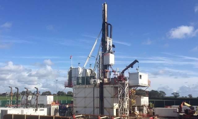 Cuadrilla secures hydraulic fracturing approval for horizontal shale gas well in UK
