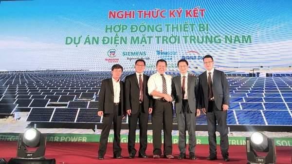 Arctech Solar secures tracking system contract for 258MW solar plant in Vietnam
