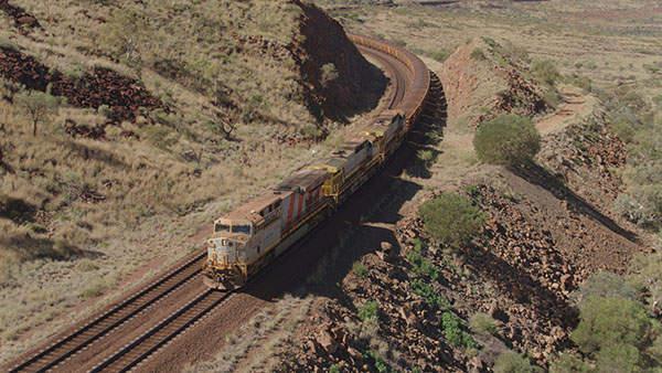 Rio Tinto's autonomous train completes first iron ore delivery in Australia