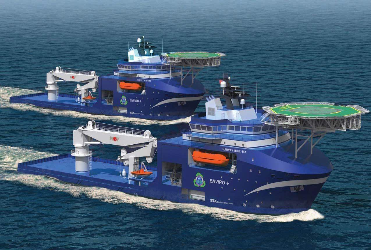 Harvey Gulf-vessel