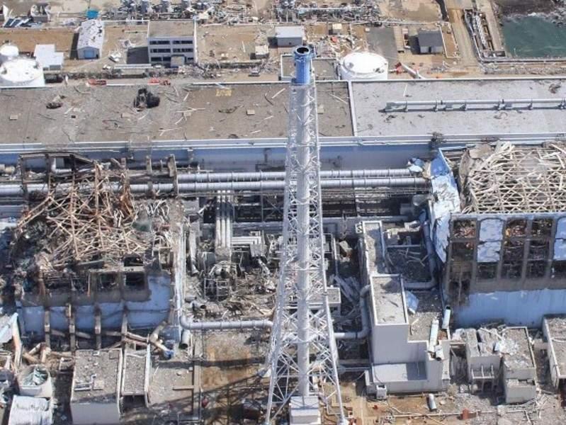 Iamge 2- Fukushima Daiichi Nuclear Power Plant