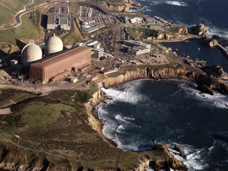 Diablo Canyon Nuclear Power Plant, California